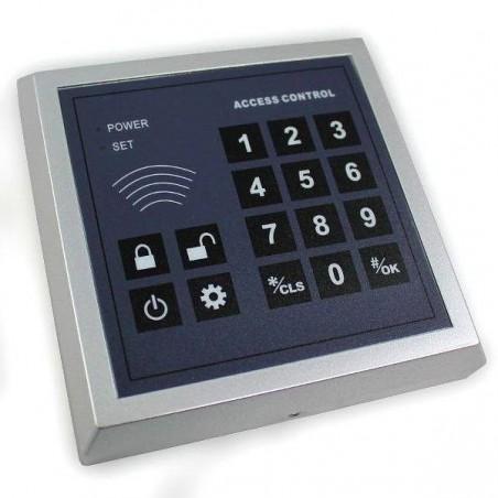 Teclado inalámbrico con función RFID COMPATIBLE ALARMAS GSM
