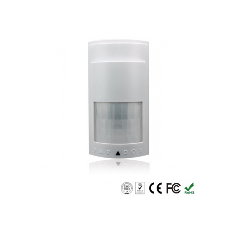 PIR sensor de movimiento con microondas Inteligente cableado