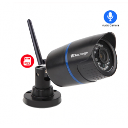 Cámara Exterior / Interior 1080 P Wifi  HD WIFI IP + Audio +  COMPATIBLE ALARMA G90B PLUS