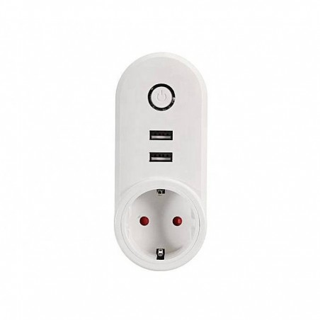 Enchufe inteligente wifi para alarma G200 Tuya Smart WiFi Smart Socket