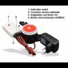 Transmisor de señal para sirenas cableadas - Convertidor a inalámbrica