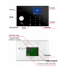 KIT H03 * Alarma Original G205 WIFI - GSM + APP + Domótica fácil