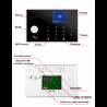 Kit H077 * Alarma Original G205 WIFI - GSM + APP + Domótica fácil