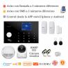 H0777 * Alarma Original G205 WIFI - GSM + APP + Domótica fácil