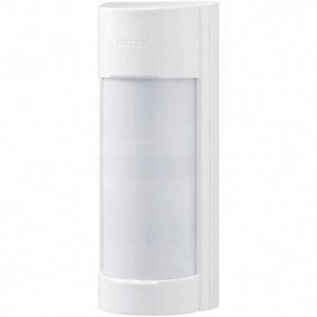 Sensor de movimiento exterior alarma AJAX PIR OPTEX Doble Tecnología