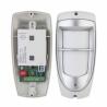 PIR Detector MOVIMIENTO original paradox DG85 + soporte pared, Anti Mascotas para Exterior / Interior