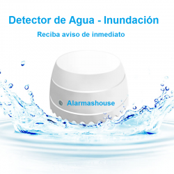 Detector de fugas de agua inalámbrico 433MHz