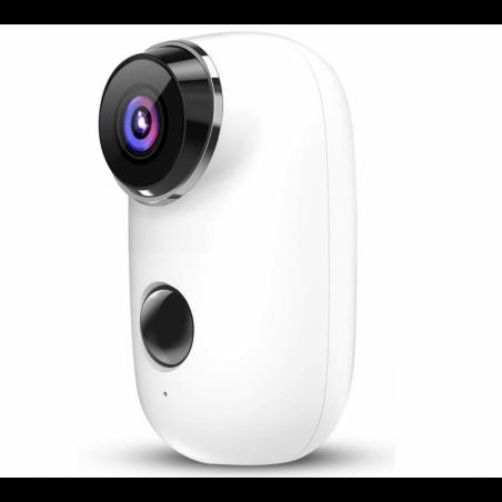 Cámara IP Original S70 1080P HD WIFI 100% Inalámbrica (A PILAS) con sensor movimiento