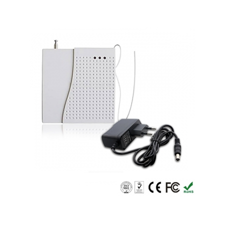 Repetidor de señal inalámbrica con adaptador