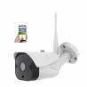 Camaras de Vigilancia Wifi Exterior 1080P, Compatible con Alexa, app TUYA Exterior IP66