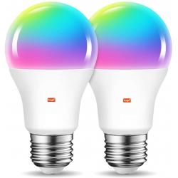 Pack 2 Bombillas LED...