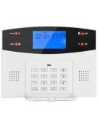 Alarma sin cuotas casa negocio embarcación GSM - SMS